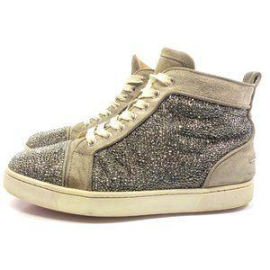 Christian Louboutin Louis Strass Sneakers 39.5